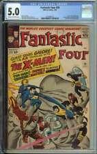 Fantastic Four #28 CGC 5.0 Early X-Men App