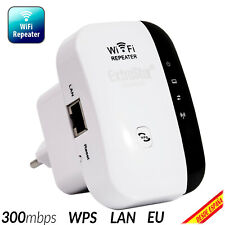 Extrastar MT02 - Wi-Fi Repeater Extensor de Red 300Mbps