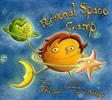 Personal Space Camp by Cook, Julia -Paperback
