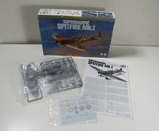 Tamiya 48: 1/72 Supermarine Spitfire Mk.I Plastic Model - Warbird Collection