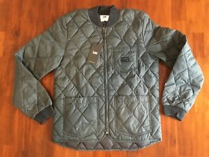 LEE Quilted Bomber  by H.D Lee Since 1889 (M) $ 145