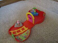 Fisher Price Little People Disney Princess Snow White fold go Apple mine playset