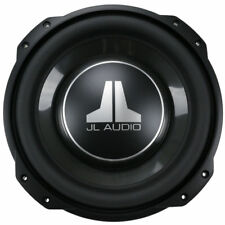 "JL AUDIO 10TW3-D8 Dual 8 Ohm 10"" SHALLOW SLIM MOUNT SUBWOOFERS 250MM"