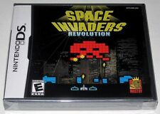 Space Invaders Revolution (Nintendo DS).. Brand NEW!