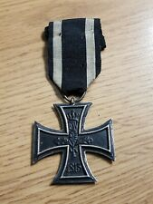 WW1 First War Iron Cross Excellent Condition Original  Medal Orden Germany