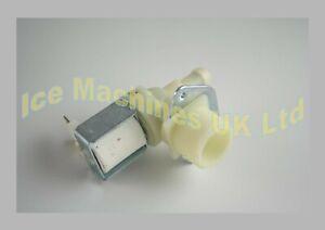 WHIRLPOOL K40 ICE MACHINE Water inlet solenoid valve 240V coil - 481928128225