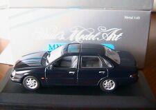 FORD SCORPIO SALOON 1995 METAL DARK BLUE MINICHAMPS 430 084001 1/43 BLEU FONCE