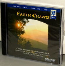 SHEFFIELD LAB CD 10049-2-F: Earth Chants - Choral Works Madrigals - OOP 1994 SS