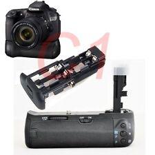 New Vertical Camera Battery Grip For Canon EOS 60D Replace BG-E9  LP-E6 DSLR