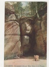 Tunbridge Wells Bell Rock High Rock 1914 Postcard 085a