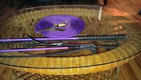 LEAD ROPE W/TWIST SNAP & HANDY CARROT TRAINING STICK/STRING FITS PARELLI METHOD