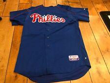 Carlos Arroyo PHILADELPHIA PHILLIES 2003 GAME USED JERSEY MLB AUTHENTIC
