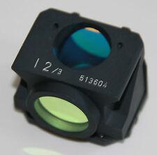 Leica/LEITZ MICROSCOPIO Microscope FILTRO cubo i 2/3 (N. 513604) per fluorescenza
