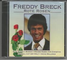"Freddy Breck ""Rote Rosen"" CD 1996 NEU/OVP - 14 Musiktitel"