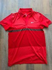 Nike Roger Federer RF Australian Open 2012 Polo 446905-613 Size M, Rare