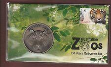 2012 - Australian Zoos (150years Melbourne Zoo)  Medallion   -    PNC