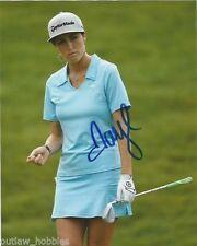 LPGA Jaye Marie Green Autographed Signed 8x10 Photo COA A4