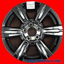 "GMC TERRAIN 2014 2015 17"" BLACK PVD FACTORY ORIGINAL OEM WHEEL RIM 5642 BLACK"