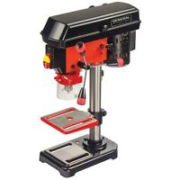 """GI 13"""" 16 Speed 5 Amp Floor-Mount Drill Press With Laser And Led Work Light"""