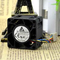 1PC Neu For Fan  FFB03812HHN 3828 12V 0.57A 3.8CM