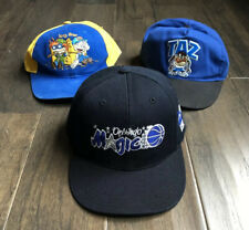 Vintage Hat Pack Sports Specialties Taz Magic Rug Rats Snapback Youth Lot