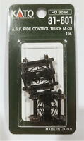 Kato HO 31601 ASF Ride Control A-3 Truck, 1 Pair. New