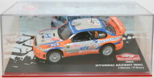 Altaya 1/43 Scale - Hyundai Accent WRC Monte Carlo 2004 - Beres / Stary
