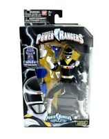"Bandai Power Rangers Black Ranger Space Legacy 6"" Figure Astro Megazord Series"