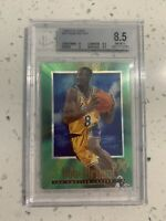 Kobe Bryant 1996-97 Rookie Card RC Skybox E-X2000 EX-2000 #30 BGS 8.5 Graded