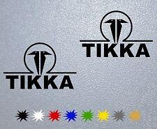 STICKER PEGATINA DECAL VINYL AUTOCOLLANT AUFKLEBER Tikka by Sako