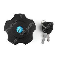 Fuel Gas Tank Key Oil Cap For Yamaha TW200 XT60 FJ600 XZ550 XS400 XJ650 RZ350