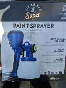 HomeRight Super Finish Max HVLP Sprayer