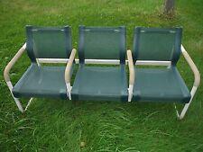 KI ROSE TANDEM SLING MESH SEATING SEATS CHAIRS PUBLIC POOL BENCH