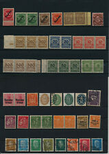 Germany, Deutsches Reich, Nazi, liquidation collection, stamps, Lot,used (EA 6)