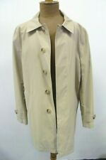Debenhams Collection Beige Trench Coat/Mac Size Small New With Tags
