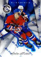 1997-98 Pinnacle Totally Certified Platinum Blue #44 Saku Koivu