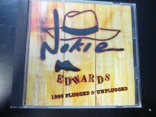 NOKIE EDWARDS Plugged & Unplugged Live JAPAN CD KICP-701 1999 Ventures Surf !!