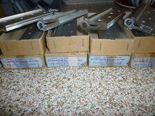 """In alluminio in Aumento BUTT CERNIERE R/H & L/H 4""""X 2 3/4"""""""