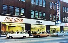 Photo. 1960s. Pittsburgh, PA.  Don Allen Chevrolet - Auto Dealership