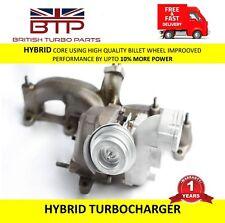 Turbocharger For VW GOLF BORA AUDI A3 1.9TDI 720855 ASZ UPGRADED BILLET HYBRID
