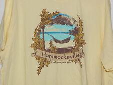 Hammocksville Find Your Palm Tree T-shirt size XL