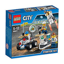 Lego 60077 City - Weltraum Starter-Set Verpackung 1B