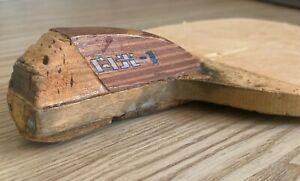 Old Butterfly Senkoh-1 Japanese Penhold Blade
