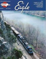 The Eagle: Fall 2017 issue of the MISSOURI PACIFIC Historical Society (NEW)