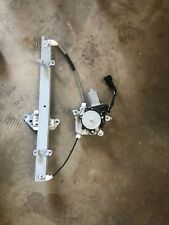 Power Window Regulator with Motor Front LH Left Driver Side for Nissan Versa New