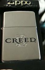 Rare Retired 2000 Rock & Roll Creed Zippo Lighter