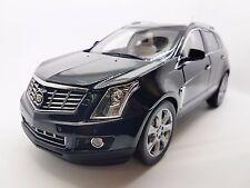 New 1/18 Diecast Car Model Cadillac SRX Crossover Black G007BK