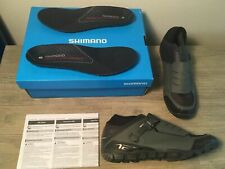 Shimano ME7 Mountain Bike Shoes Grey Mens EU 46/ US 11.2 Used in Good Condition