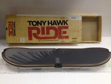 Tony Hawk Ride,Skateboard-Controller,Spiel und USB-Stick neuwertig - für die Wii
