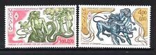 Monaco 1986 Yvert n°1545 et 1546 neuf ** 1er choix